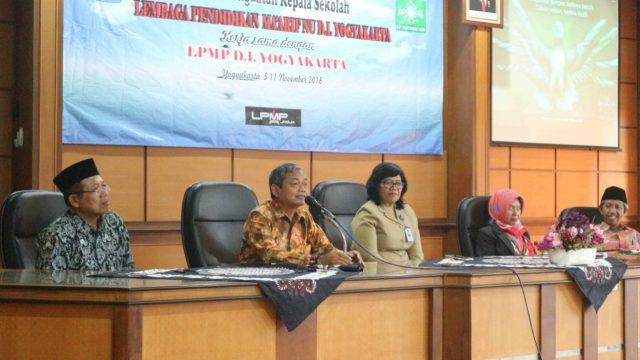 Ma'arif NU DI Yogyakarta Selenggarakan Diklat Penguatan Kepala Sekolah